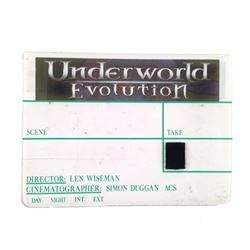 Underworld: Evolution Production Slate