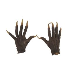 Underworld: Screen used Lycan Hands Movie Props