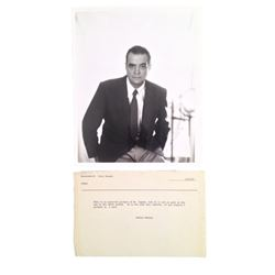 Howard Hughes Picture Approval Note