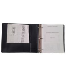 Underworld: Evolution Storyboard Master Binder