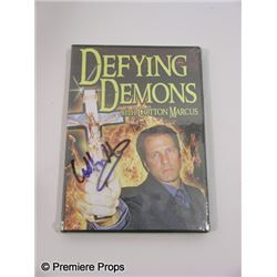 The Last Exorcism Defying Demons DVD Signed Movie Props