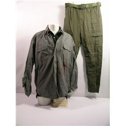 Haywire Aaron (Channing Tatum) Movie Costumes