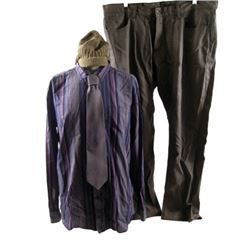 The Night Before Chris Roberts (Anthony Mackie) Movie Costumes