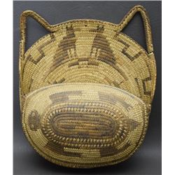 PAPAGO BASKETRY WALL PLAQUE