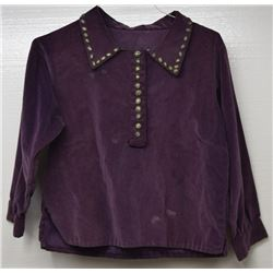 NAVAJO CHILD'S BLOUSE