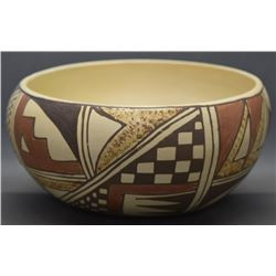 HOPI POTTERY BOWL (COLLATETA)