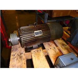 FUJI MPF2117A 3-PHASE INDUCTION MOTOR