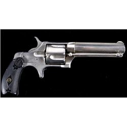 Rare Remington-Smoot New Model No.3 .38 Revolver