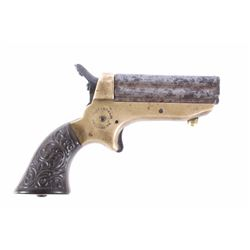 Sharps & Co Model 1 .22 LR Four Shot Derringer