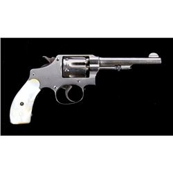S&W Hand Ejector 1903 1st Model 32 Long Revolver