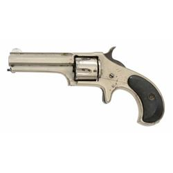 Remington Smoot New Model No. 2 .32 RFS Revolver