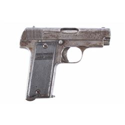 Early Spanish Fabrique D'Armes Ruby .32 ACP Pistol