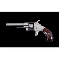 Whitneyville Armory .22 Double Action Revolver