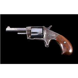 Bacon Arms .38 Single Action Spur Trigger Revolver