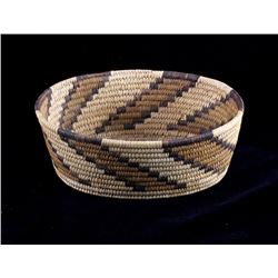 California Mission Native American Indian Basket