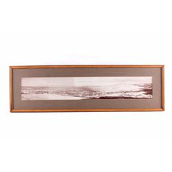 Early Missoula Montana Framed Photograph