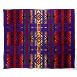 Pendleton Chief Joseph Beaver State Wool Blanket