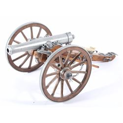Denix Civil War 12Pounder Miniature Replica Cannon