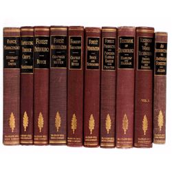 Book Collection: American Forestry Series