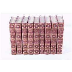Sahib Edition Rudyard Kipling 9 of 10 Volumes