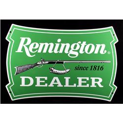 Remington Dealer Advertising Sign