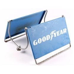 Good Year Tire Display Stand Advertisement