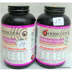 HODGDON BENCHMARK PROPELLANT