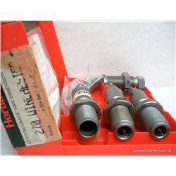 HORNADY DIE SET 270 WIN