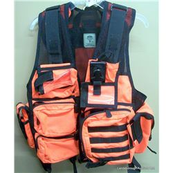 SURVIVAL VEST AND KNIFE