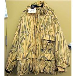 WATERFOWL HUNTING COAT & COVERALLS