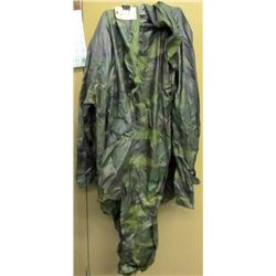 BOX LOT CAMO CLOTHING GEAR