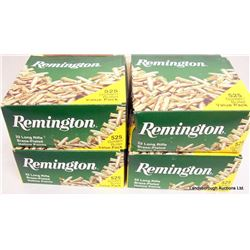 2100 RNDS REMINGTON 22LR