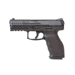 """HK VP9 9MM 4.09"""" 10RD BLK 2 MAGS"""