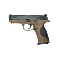 "S& W M& P 9MM 4.25"" BLK/FDE 17RD"