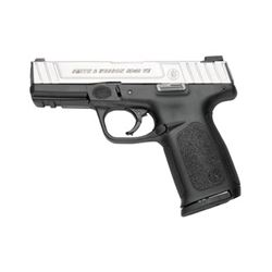 "S& W SD40VE 40SW 10RD 4"" DT FS 2MAGS"