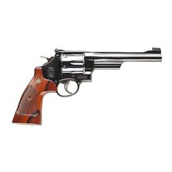 S& W 25 45LC 6.5  6RD BL WG AS