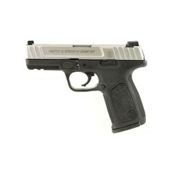 "S& W SD40VE 40SW 14RD 4"" DT FS 2MAGS"