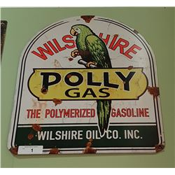 POLYGAS SST SIGN