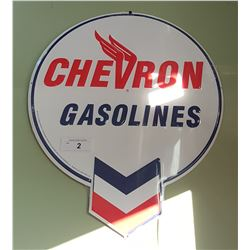 CHEVRON SST SIGN