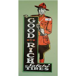 GOODRICH TIRES SST SIGN