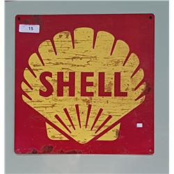 SHELL SST SIGN