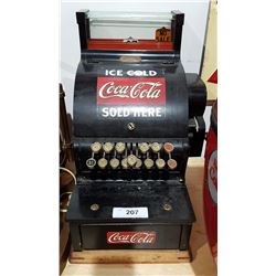 ANTIQUE CUSTOM COCA COLA CANDY STORE REGISTER
