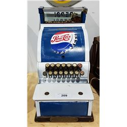 ANTIQUE CUSTOM PEPSI COLA  CANDY STORE REGISTER