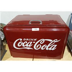 RARE 1940'S/1950'S COCA COLA COUNTER TOP COOLER