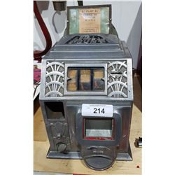 ANTIQUE CIGARETTE MACHINE
