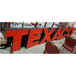 ORIGINAL TEXACO GAS STATION LETTERS