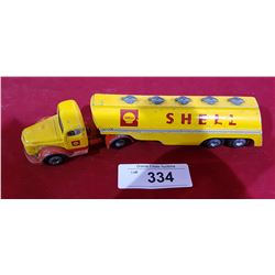 COLLECTIBLE SHELL DIE CAST TRUCK