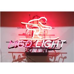 MGD LIGHT SKI NEON SIGN