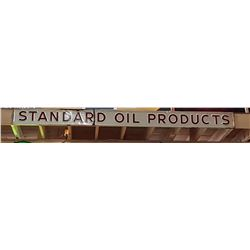 PORCELAIN STANDARD OIL SIGN