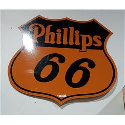 CUSTOM MADE PHILLIPS 66 SIGN